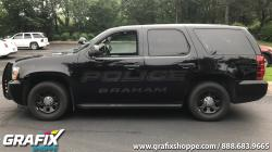 Braham PD Tahoe NOT Reflecting