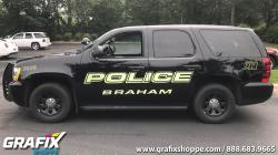 Braham PD Tahoe Reflecting