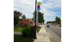 Beachwood OH Patriotic Welcome Banners
