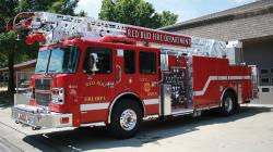 Fire Truck Decals & Graphics