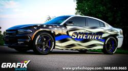 Geary County Sheriff Charger