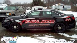 German TWP PD PA Ford Taurus