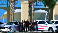 Gulfport PD MS Breast Cancer Awareness Graphics