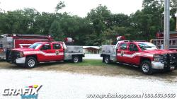 Highlandville FD Trucks