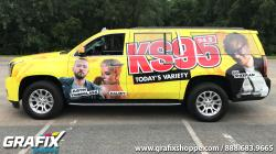 KS95 Graphic Wrap