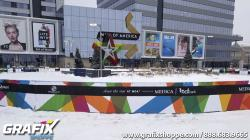 MOA Ice Rink Banners