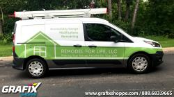 Remodel For Life LLC Graphic Wrap