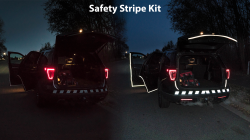 Safety Stripe Cover