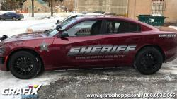 Walworth Co Sheriff SD Charger