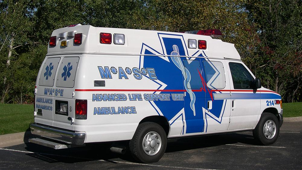 Ambulance Graphics Grafix Shoppe